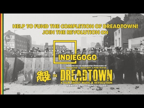 Dreadtown - The Steel Pulse Story (Teaser)