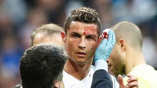 5 Goals Cristiano Ronaldo Scored with Worst Health Conditions Pain/Injuryes