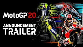 MotoGP 20 - Trailer d'annuncio