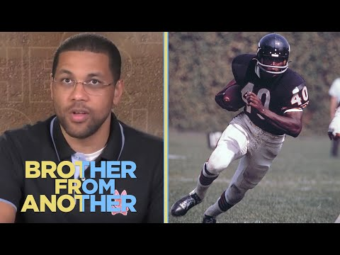 Remembering Gale Sayers as one of 'best backs of all time' | Brother From Another | NBC Sports