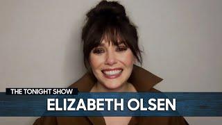 Elizabeth Olsen Reacts to WandaVision Memes   The Tonight Show Starring Jimmy Fallon