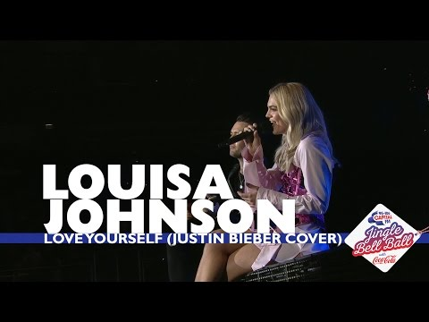 Louisa Johnson - 'Love Yourself' (Live At Capital's Jingle Bell Ball 2016 - Saturday)