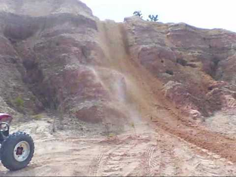 - Hill Climbing At Sand Hill Atv