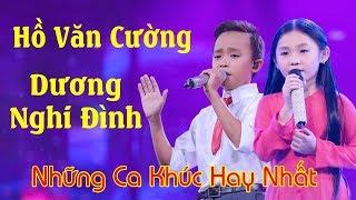 Hồ Văn Cường, Dương Nghi Đình - Ngôi sao nhí hát dân ca cực ngọt