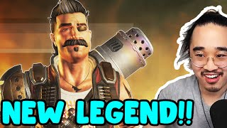 *NEW LEGEND* FUSE IS HERE AND HE'S ACTUALLY INCREDIBLE! (Apex Legends Season 8)