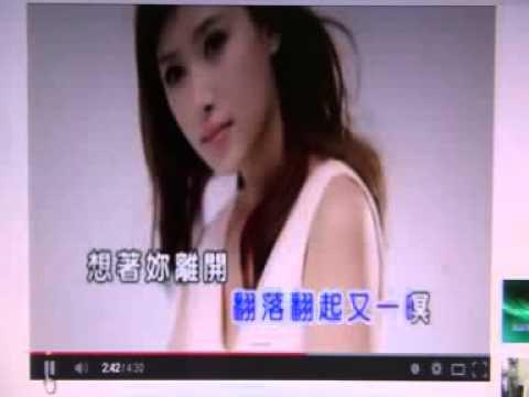 KTV練唱-(江志豐--天意)