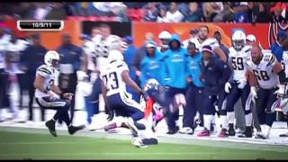 Impossible NFL Catches of all times