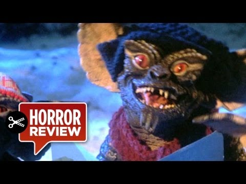 Gremlins Review (1984) 31 Days Of Halloween Horror Movie HD