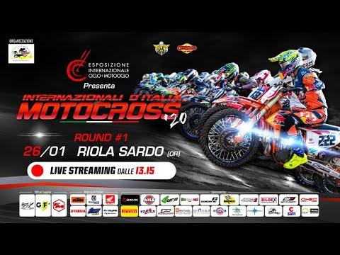 ..:: INTERNAZIONALI MX MOTOCROSS ::.. #Round 1 - Riola Sardo