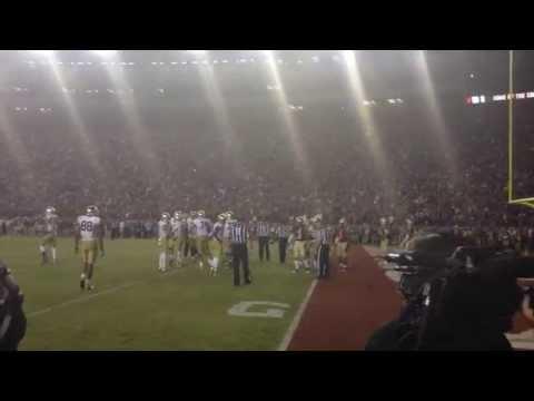 Notre Dame's negated TD vs. Florida State