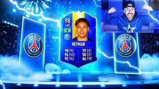 OMG YES!!! I GOT TOTS 98 NEYMAR!! FIFA 19 Ultimate Team