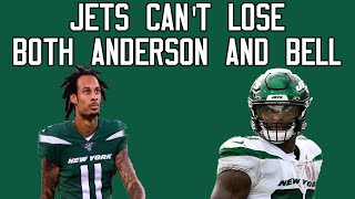 New York Jets Can't Lose Both Robby Anderson and Le'Veon Bell