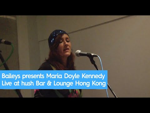 Baileys presents Maria Doyle Kennedy Live at hush Bar & Lounge