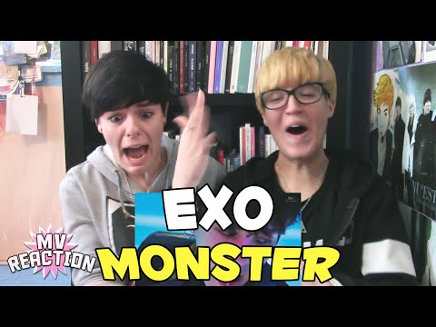 EXO - MONSTER (KOREAN VERSION) ★ MV REACTION