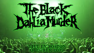 The Black Dahlia Murder - Live in Boston - October 2019