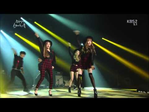 [HIT] 유희열의 스케치북-소녀시대-태티서(Girl's Generation-TTS) -  Holler.20141003