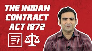 The Indian Contract Act 1872 | Part -1| By Advocate Sanyog Vyas