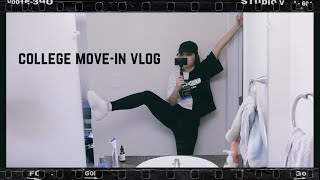 COLLEGE MOVE IN VLOG *stressful*