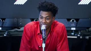 Hassan Whiteside Introductory Press Conference