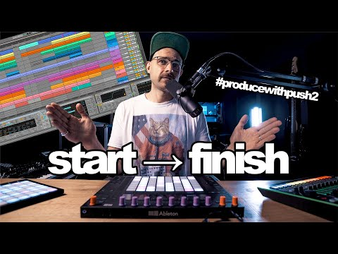 My New 7 Hour Ableton Live & Push 2 Course