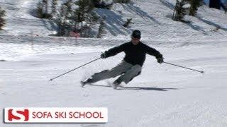 Carving - Ski Lesson