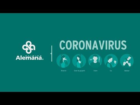Coronavirus Covid-19: Claves para entender la enfermedad y protegerse - Clínica Alemana