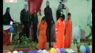 اسكتش طلاب داعش في جامعة الازهر( لطلاب تربية رياضية الازهر )     -