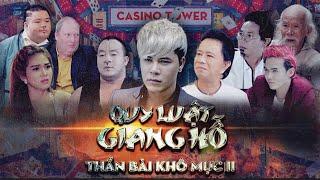 Phim Ca Nhạc 2019 | Thần Bài Trở Lại ( Quy Luật Giang Hồ ) Dương Nhất Linh - Hiếu Hiền - Bảo Chung
