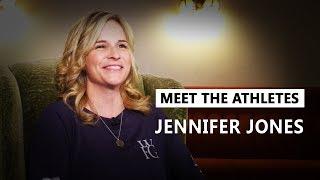 Meet The Athletes - Jennifer Jones Team Canada