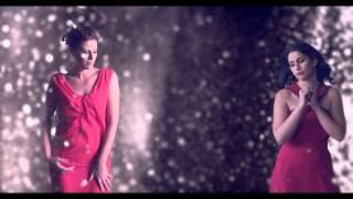 Radics Gigi, Wolf Kati, Oroszlán Szonja - a Szív dala   Pirosban a nőkért (Official Video)