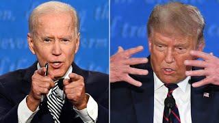 Pour leur ultime débat, Donald Trump et Joe Biden restent courtois malgré les attaques
