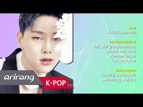 [Pops in Seoul] JBJ(제이비제이) KWON Hyun-bin(권현빈) _ Self-Introduction
