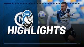 4ª #SerieATIM   Napoli-Atalanta 4-1   Highlights