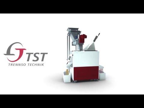 Stół separacyjny TTS produkcji Trennso-Technik (Niemcy)