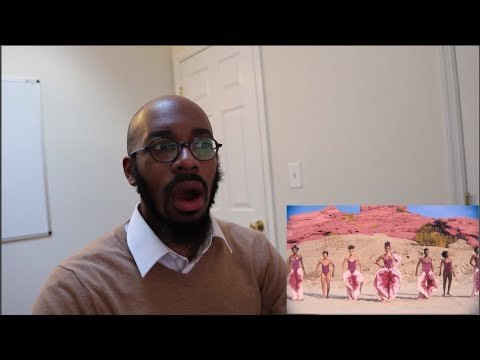 Janelle Monae - PYNK REACTION!!!!