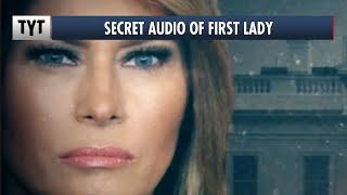 Melania Tapes Reveal What We Were All Thinking