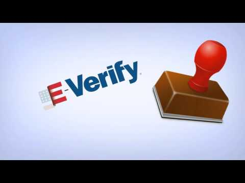 I-9 Form and eVerify