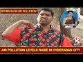 Bithiri Sathi On Pollution, Air Pollution Levels Raise In Hyderabad City- Teenmaar News