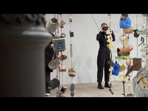 Perry Hoberman: Suspensions / Postmasters Gallery, New York