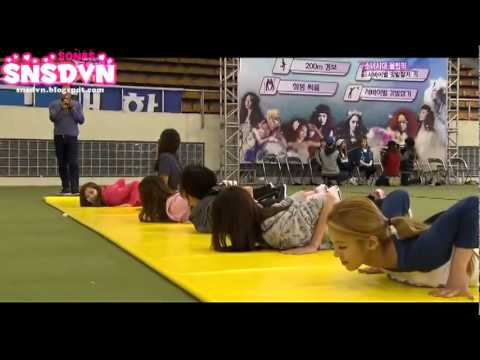 SNSD   Dream Team Girls VietSub Part 7
