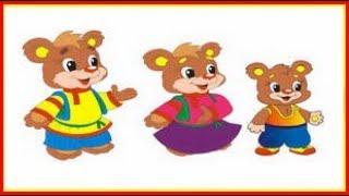 Пазл для самых маленьких Маша и три медведя