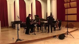 """Carnegie Mellon Baroque Ensemble - Vivaldi: Dove la figlia? from """"Bajazet"""""""