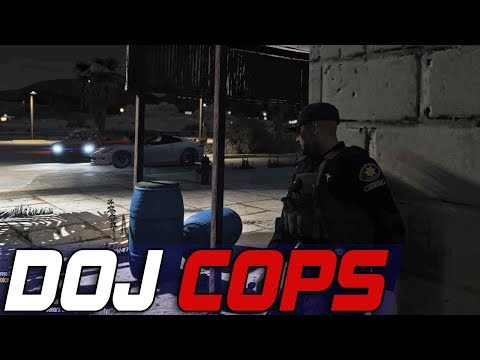 Dept. of Justice Cops #680 - Proactive Policing