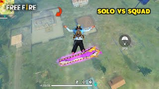 Ajjubhai94 OverPower Solo vs Squad Mp40 HeadShot Gameplay - Garena Free Fire