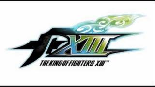 King of Fighters XIII OST Diabolosis (Ash Crazed by The Spiral of Blood)