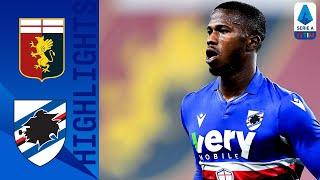 Genoa 1-1 Sampdoria | Tonelli Rescues a Point in the Derby Della Lanterna! | Serie A TIM