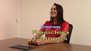 Rosicleia Campos entrevistada por Marcelo Rennó