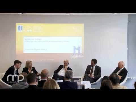 Diskussion: Meinungs- und wirtschaftliche Konzentration im Netz