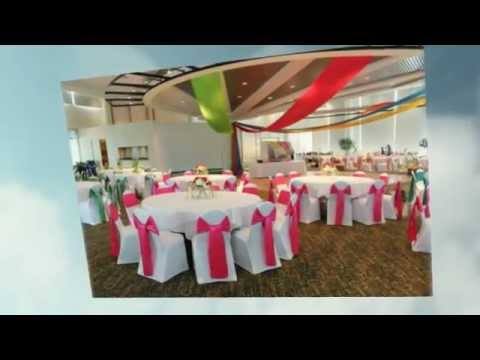 Esplanade Lakes Banquet Events (DoubleTree) Downers Grove - Rentals by Satin Chair
