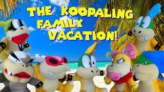 The Koopaling Family Vacation!